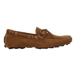 FRYE Russel Tie Driving Moccasin size 10, 10.5